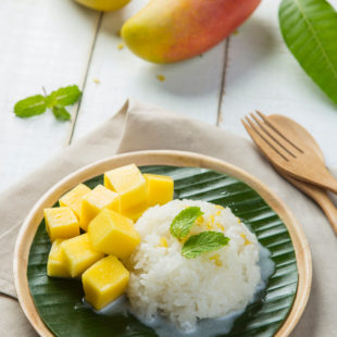 2020-02 - Mango sticky rice