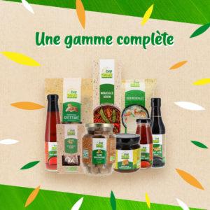 Lancement BIO Tang Frères caroussel 2