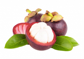 produits - fruits - mangoustan