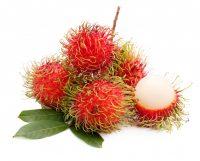 produits - fruits - ramboutan